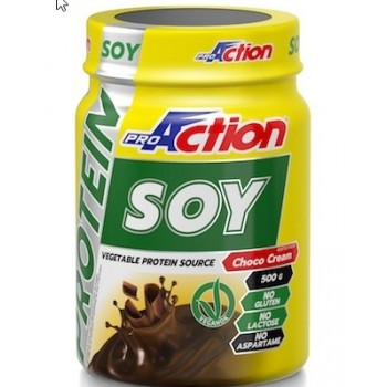 SOY PROTEIN 500g. PROACTION...