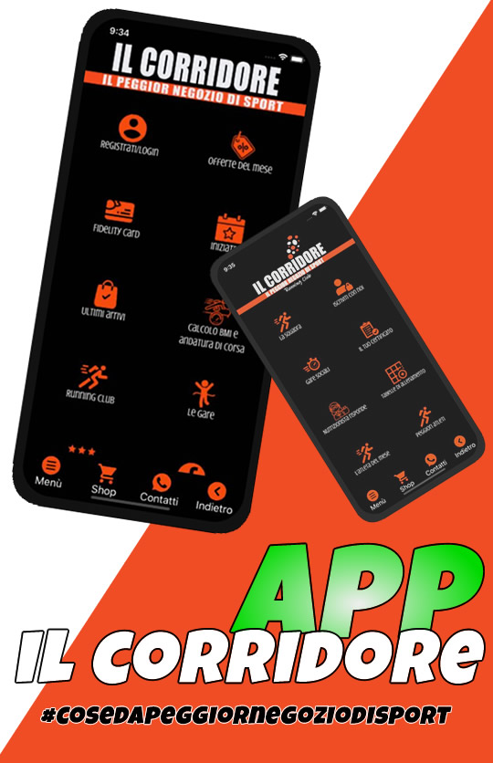 Il Corridore App